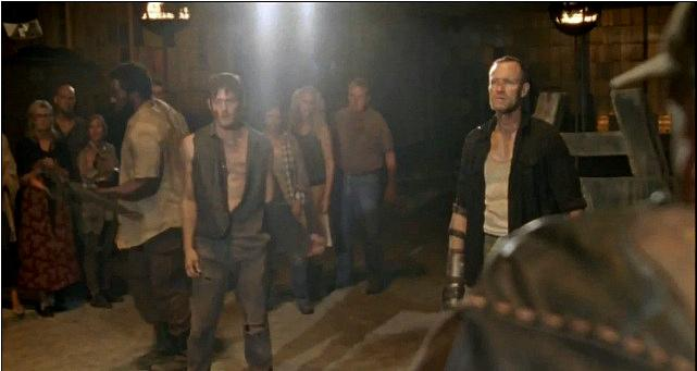 walking dead season 3 5 teaser New Stills from The Mid Season of The Walking Dead Season 3