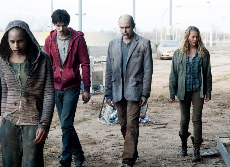warm bodies1 Box Office Report: Warm Bodies rises; Stallone fires a dud