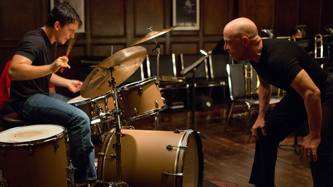 whiplash movie Whiplash Movie Review