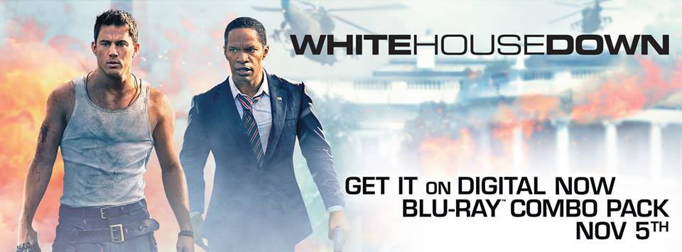 white house down Exclusive: White House Down Clip Shows The Inside of The Beast