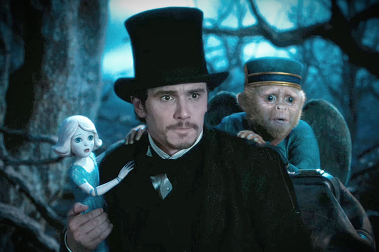 wizard of oz Interview: Oz the Great And Powerful Part 2