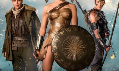 wonder woman asian poster 11