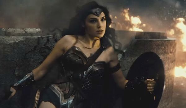 Wonder Woman BVS