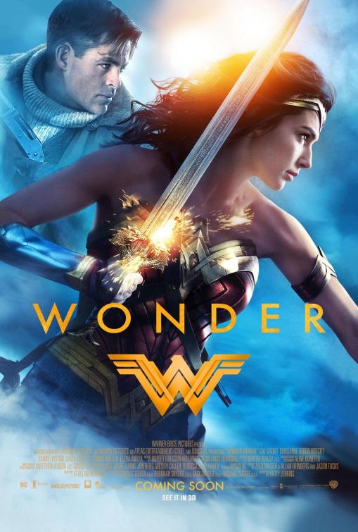 wonder woman movie poster 7
