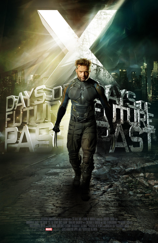 x men days of future past movie poster 01.jpg X Men: Days Of Future Past Gets New Movie Posters