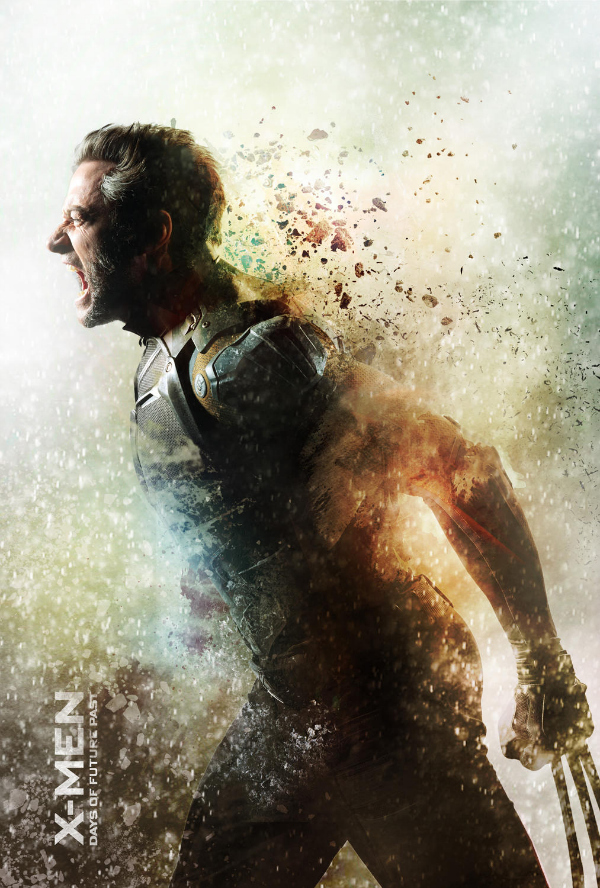 x men days of future past movie poster 02.jpg X Men: Days Of Future Past Gets New Movie Posters