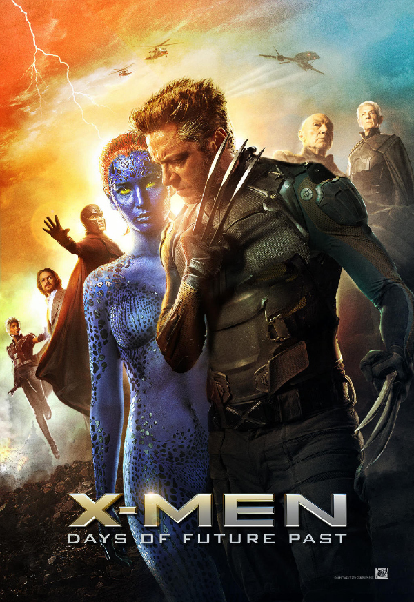 x men days of future past movie poster 06.jpg X Men: Days Of Future Past Gets New Movie Posters