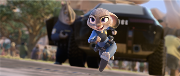 Enter Zootopia with New Trailer for Disney's Animated Adventure Comedy
