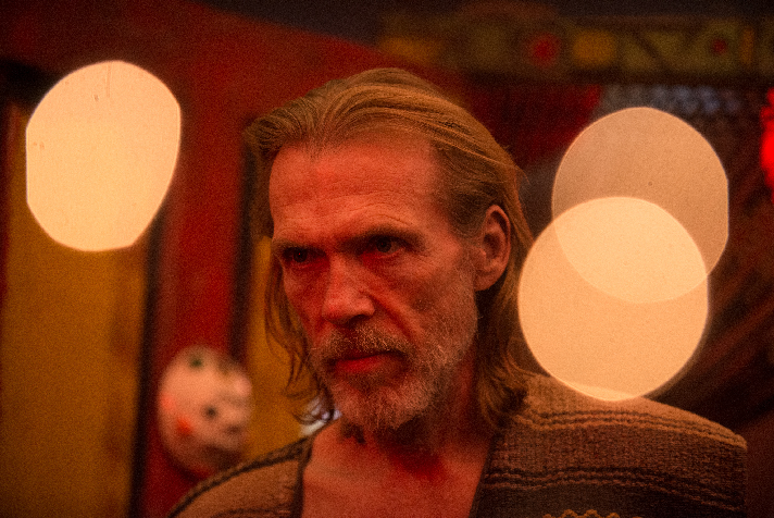 Richard Brake in 3 From Hell
