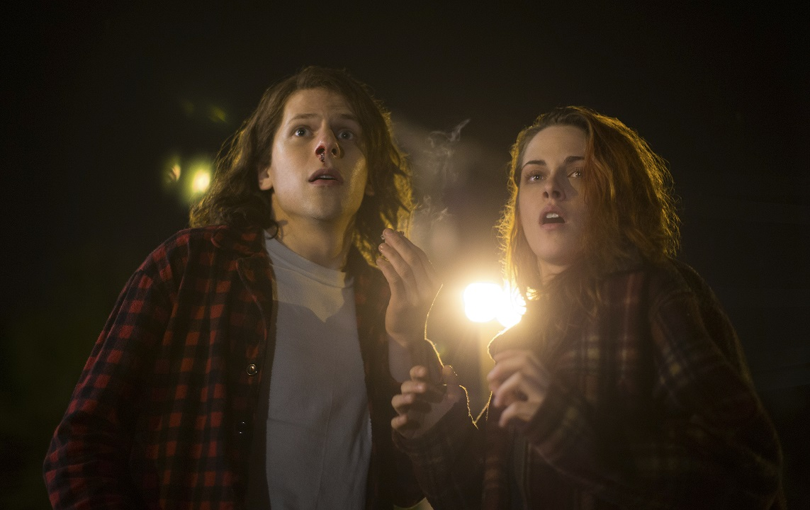 American Ultra-First Look