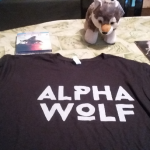 Alpha Wolf Adoption Kit