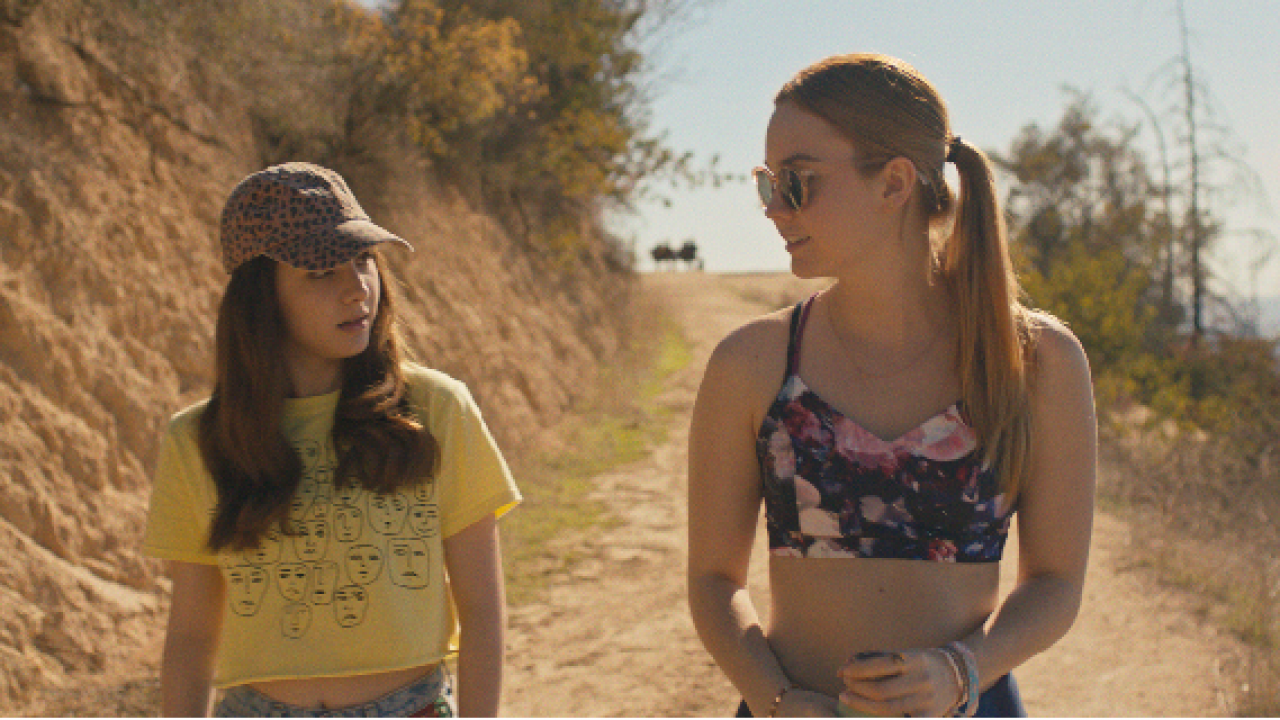 Interview: Liana Liberato Talks Banana Split (Exclusive)