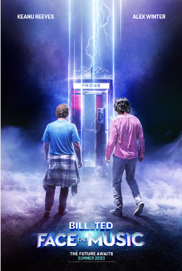'Bill & Ted Face the Music's Official Trailer