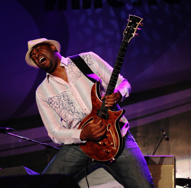 Blues Musician Tomás Doncker Launching South by South Orange Festival