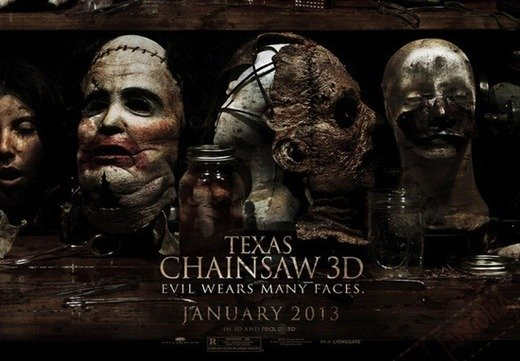 Box Office Report: Texas Chainsaw 3D Rips The Hobbit Out of Top Spot; Christmas Releases Remain Strong