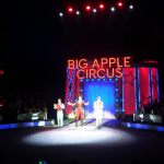 Britney's Circus The 10th Anniversary Magicians