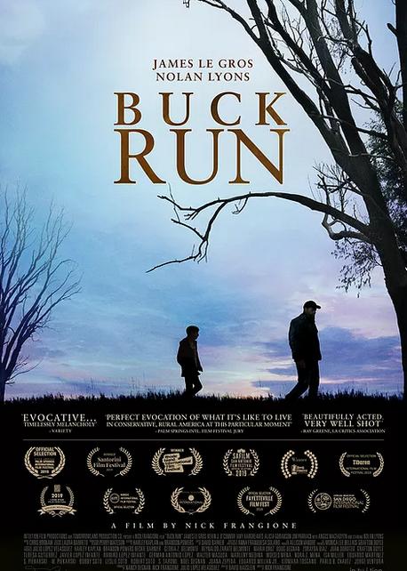 ShockYa's Exclusive Nick Frangione 'Buck Run' Interview