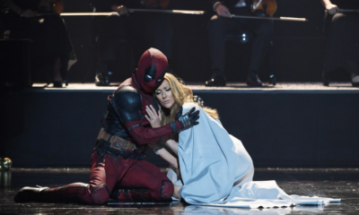 Deadpool & Céline Dion