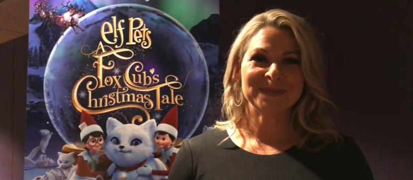 Chanda Bell Elf Pets: A Fox Cub's Christmas Tale