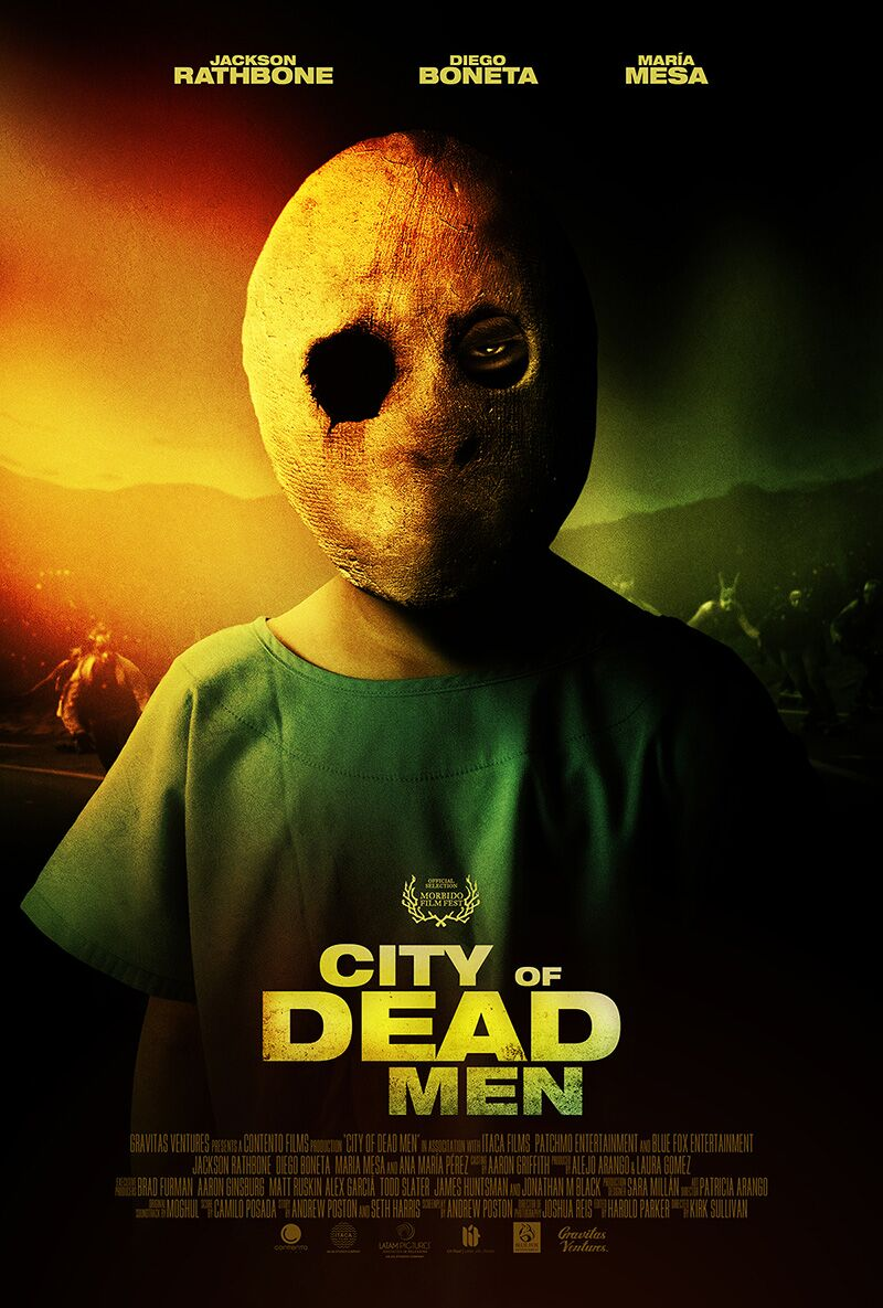 City of Dead Men Exclusive Clip Shows the Rite of Passage of Facing the Darkness