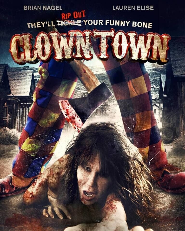 ClownTown DVD Giveaway Follows Friends Being Targeted by the Title Villains