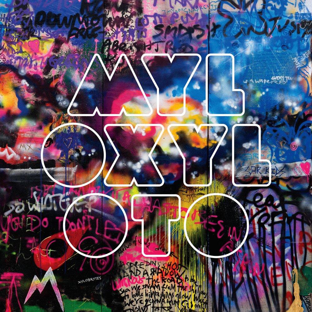 Coldplay MyloXyloto