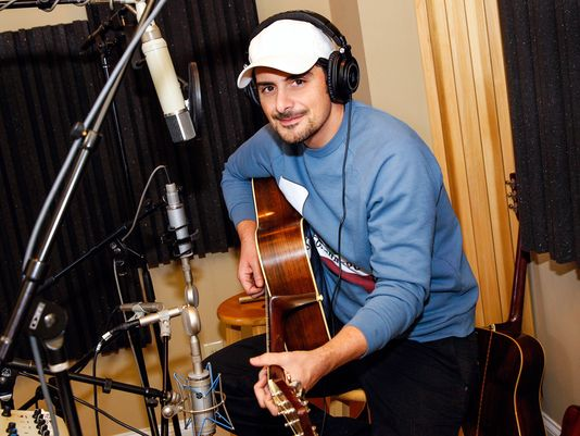 Country Singer Brad Paisley Goes All In For Planes: Fire & Rescue