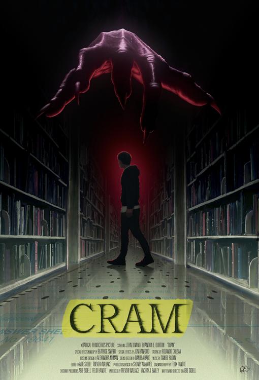 ShockYa's Exclusive 'CRAM' Teaser Trailer Premiere