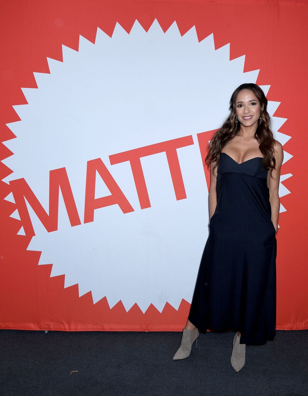 Dania Ramirez at Boys & Girls Club of Burbank & Greater East Valley