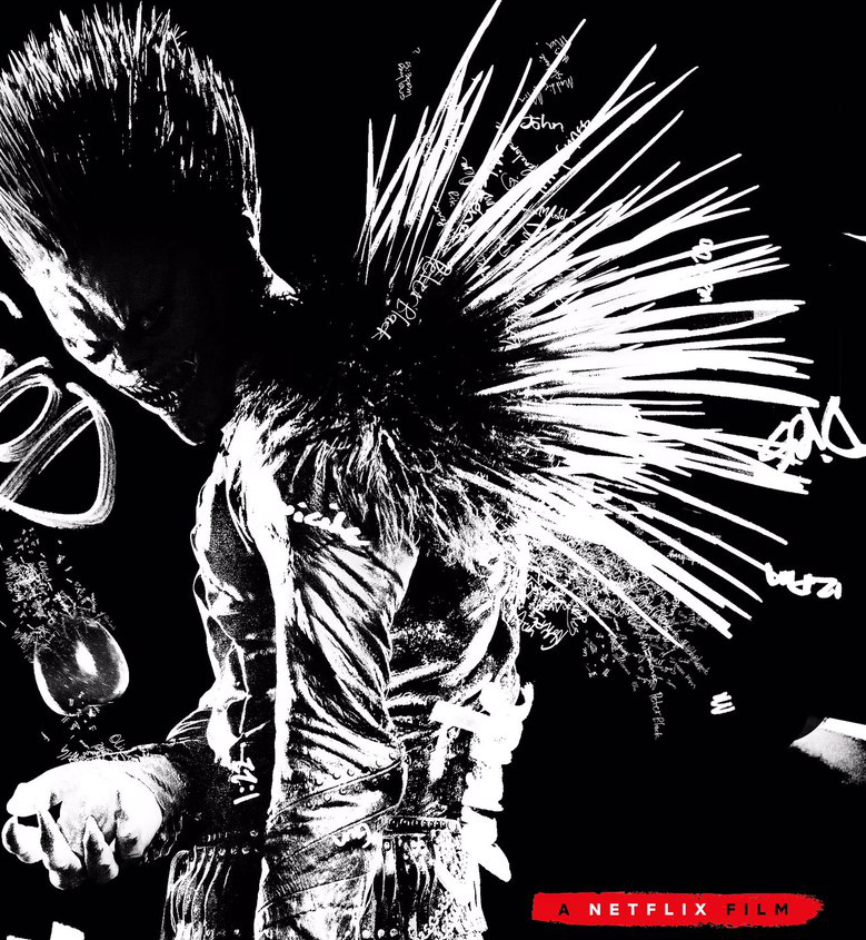 DEATH NOTE: Check Out The Full Trailer For Adam Wingards