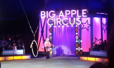 Derrick Barry Presents Britney's Circus The 10th Anniversary at Lincoln Center