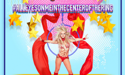 Derrick Barry Presents Britney's Circus The 10th Anniversary