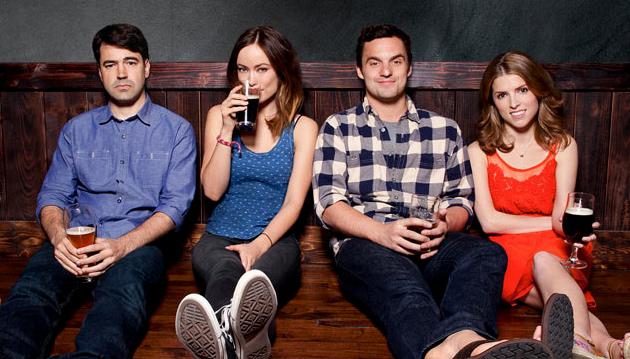 Drinking Buddies Movie