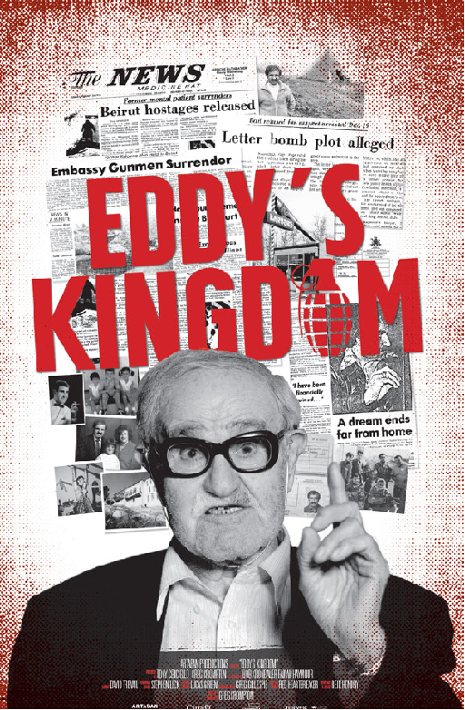 ShockYa's Exclusive Greg Crompton 'Eddy's Kingdom' Interview
