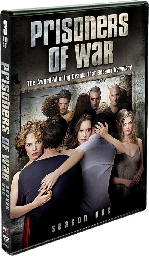 Enter to Win a Prisoners of War DVD in Shockya's Twitter Giveaway