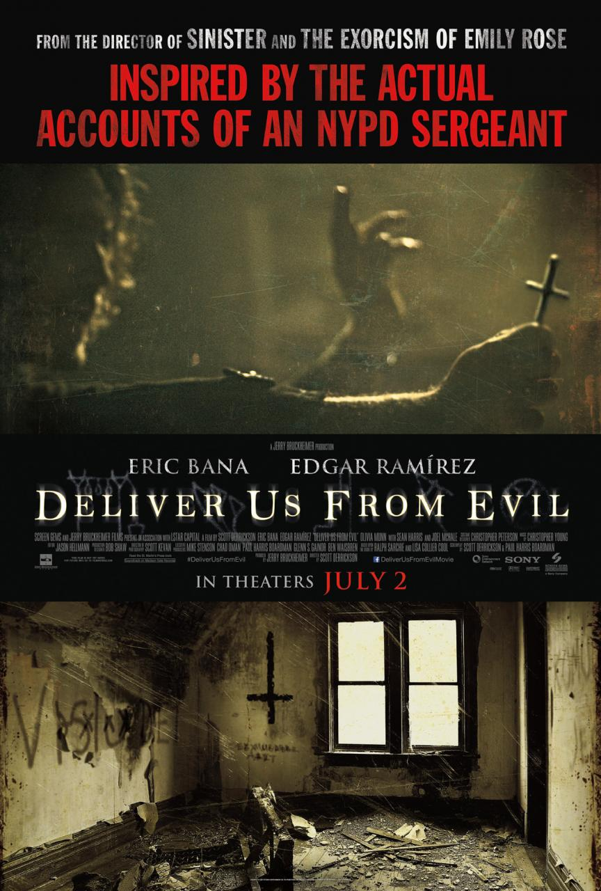 Eric Bana Will Deliver Us From Evil with New 15-Minute Featurette