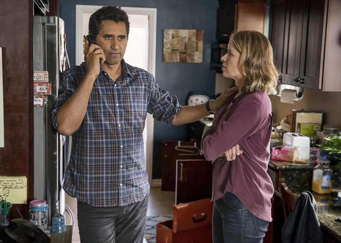 Exclusive Interview: Cliff Curtis Talks Fear the Walking Dead: Season 1 (Blu-ray and DVD Release)