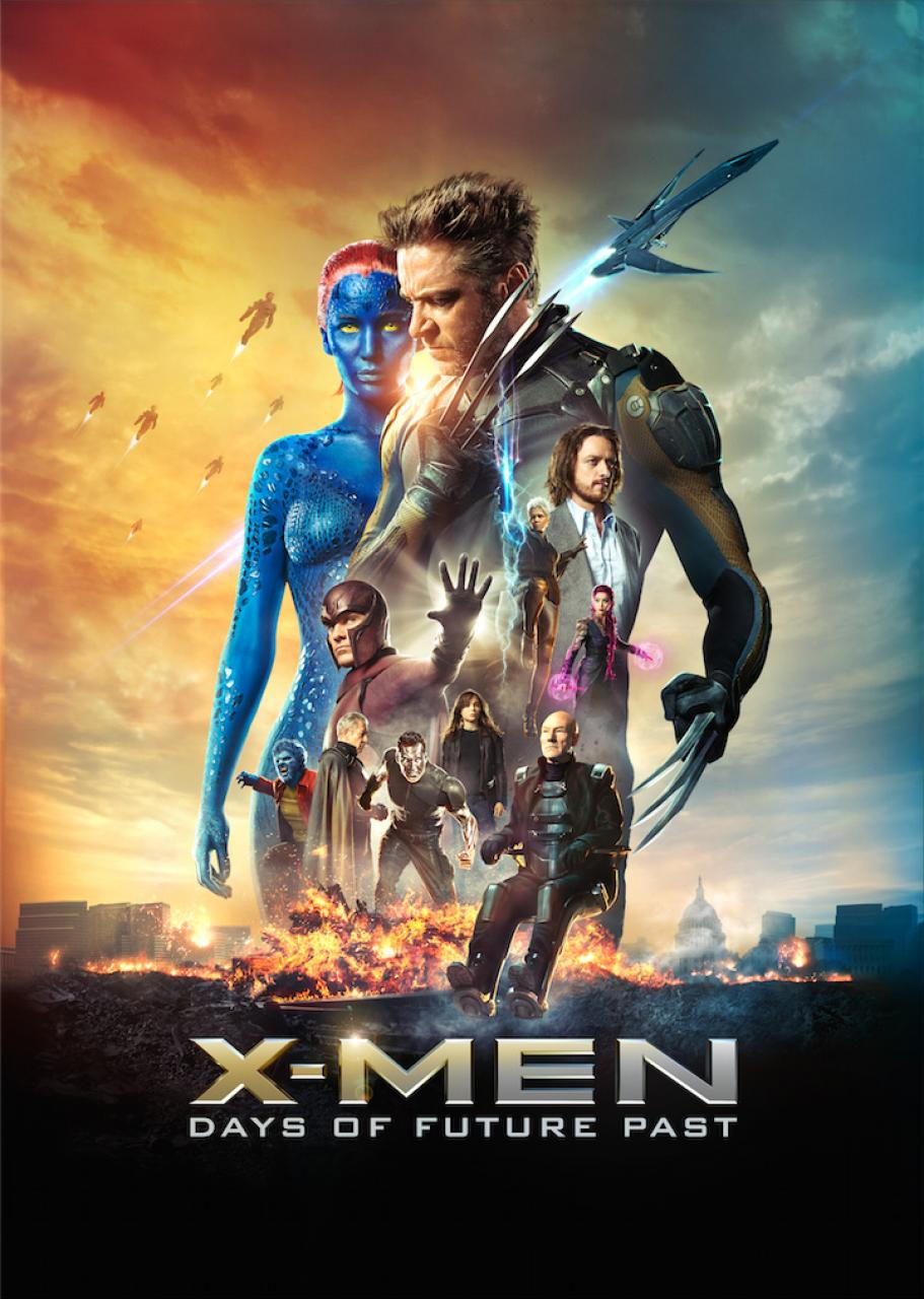 Explore X-Men: Days of Future Past In the Alternate Timeline X-Tension