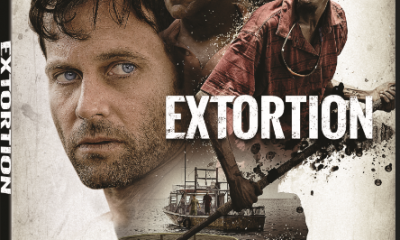 Extortion DVD Art