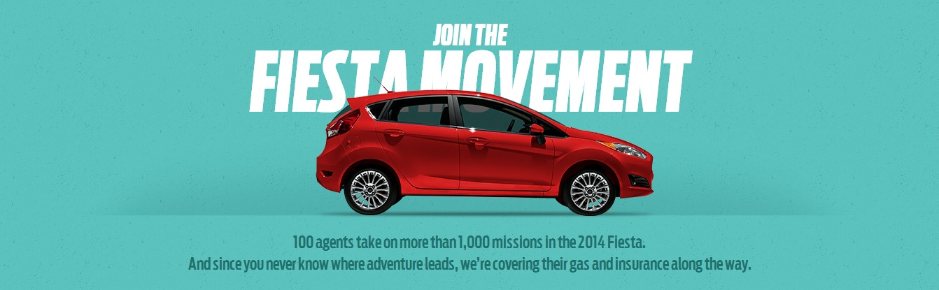 Take Part in the Fiesta Movement With Videos Starring the ...
