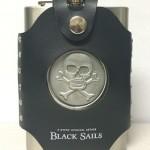Black Sails flask