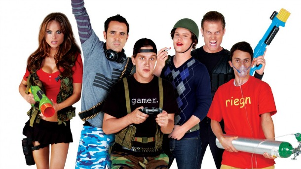 Gaming Comedy Noobz Defeats the Competition on VOD and DVD