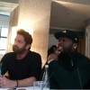 Gerard Butler and 50 Cent