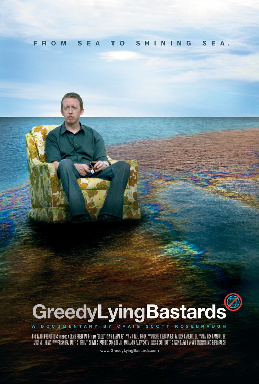 Greedy Lying Bastards Movie Review
