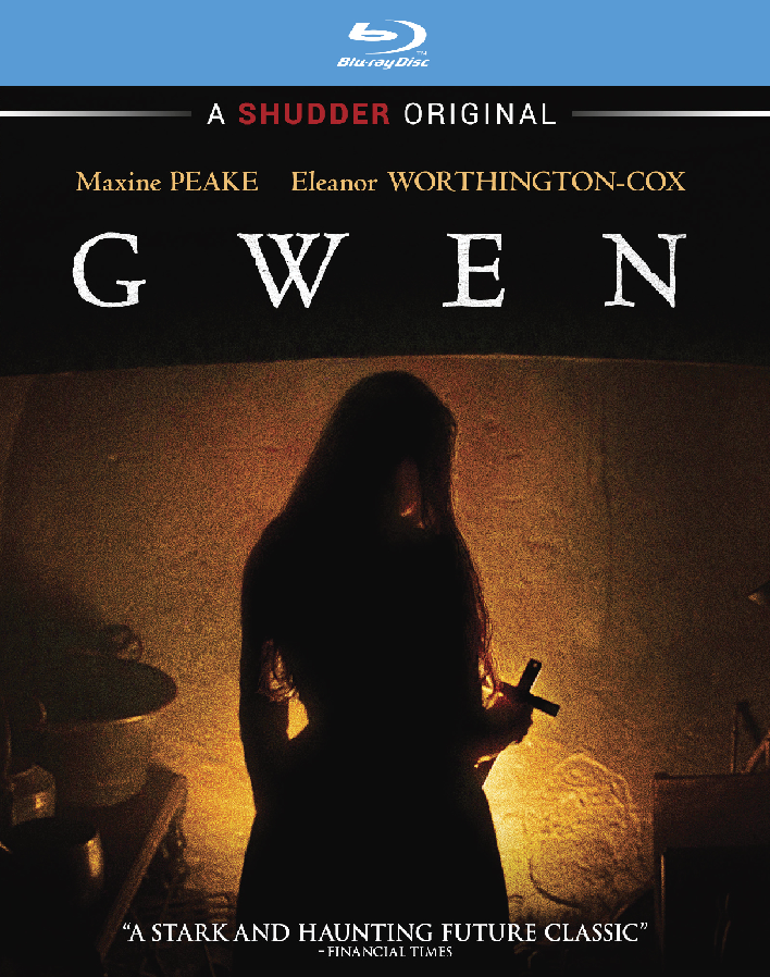 Gwen Blu-ray Cover