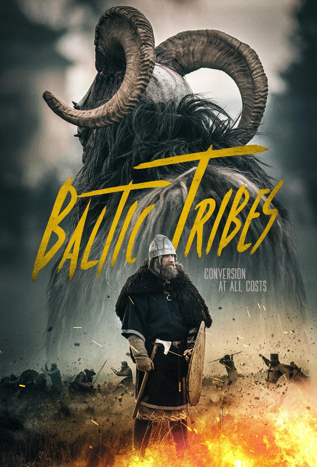 ShockYa's Exclusive 'Baltic Tribes' Trailer Premiere