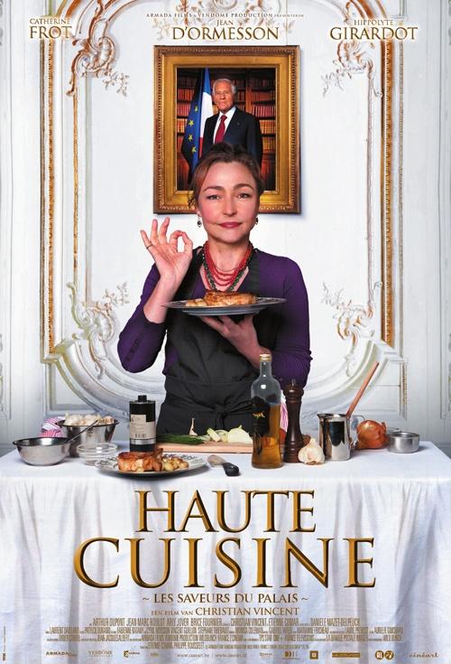 Haute Cuisine Movie