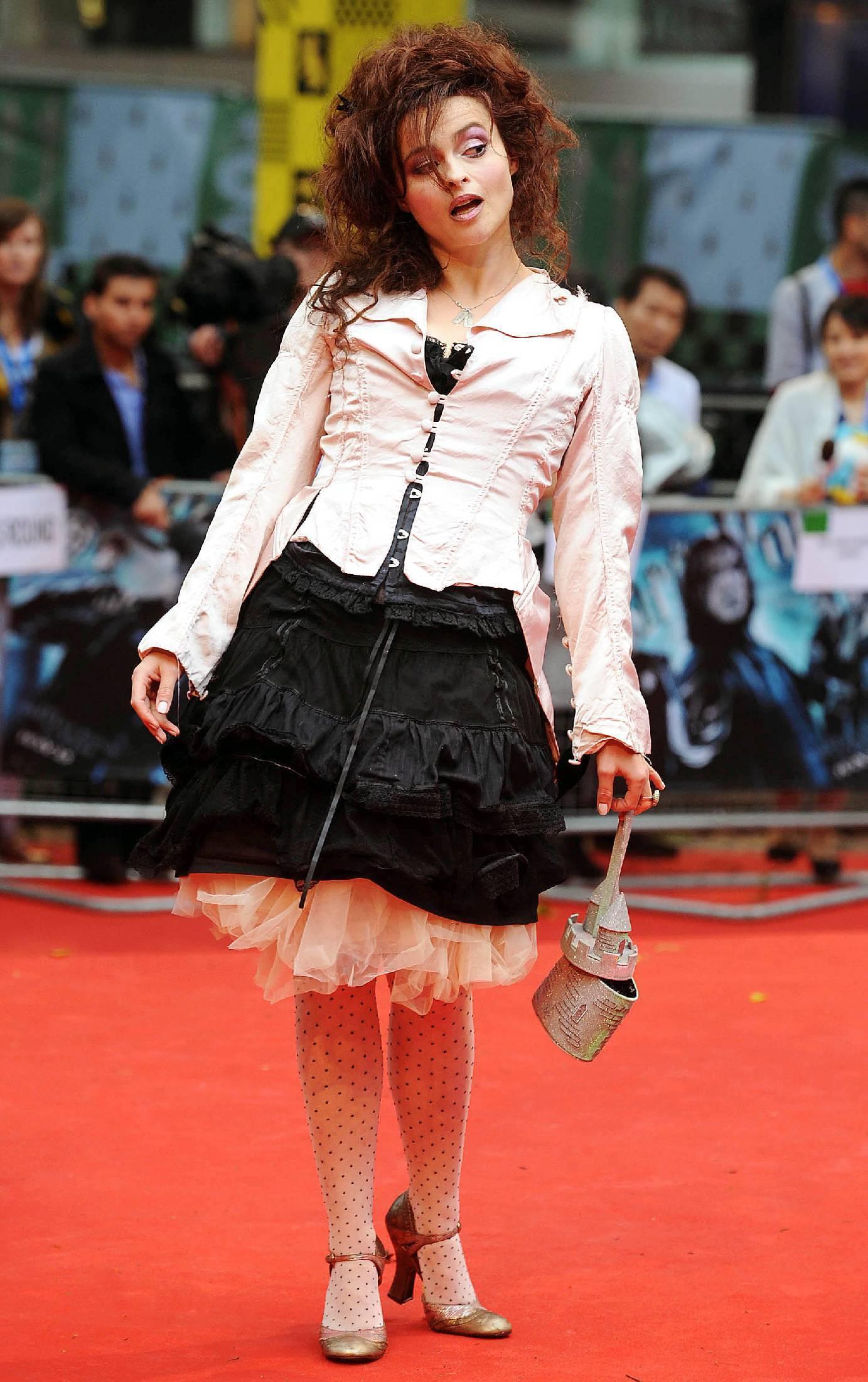Helena Bonham Carter Cast as Fairy Godmother in Disney's Cinderella