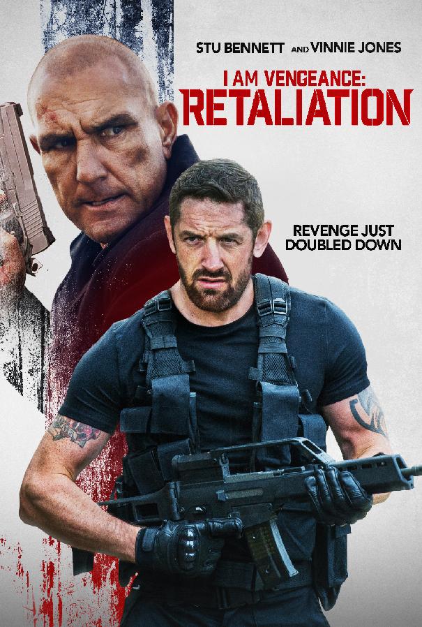 'I Am Vengeance: Retaliation' Official Trailer