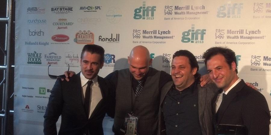 Colin Farrell attends GIFF